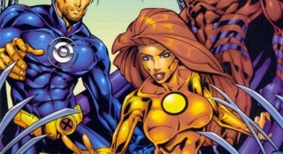 Jean Grey in Mutant X