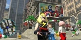 Ms. Marvel in Lego Marvel Super Heroes