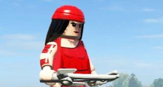 Lego Marvel Elektra