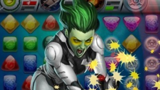 Gamora in Marvel Puzzle Quest