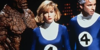 Invisible Woman in Fantastic Four (1994)