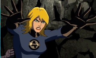 Invisible Woman in The Avengers: Earth's Mightiest Heroes