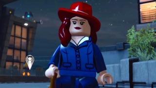Peggy Carter in Lego Marvel's Avengers
