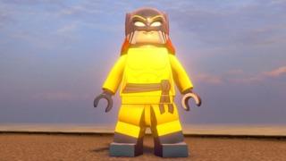 Hellcat in Lego Marvel´s Avengers
