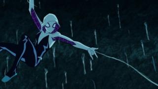 Spider-Gwen in Ultimate Spider-Man