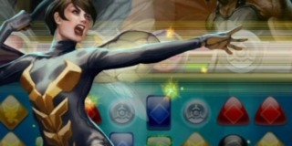 Wasp in Marvel Puzzle Quest