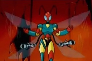 Wasp in Avengers: United They Stand