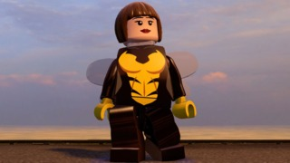Wasp in Lego Marvel´s Avengers