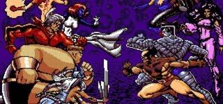 Psylocke in X-Men II: The Fall of Mutants