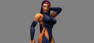 Psylocke in X-Men: Next Dimension