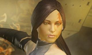 Psylocke in Marvel: Ultimate Alliance