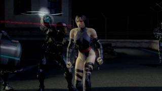 Psylocke in Marvel Ultimate Alliance 2