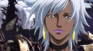 Storm in the X-Men anime