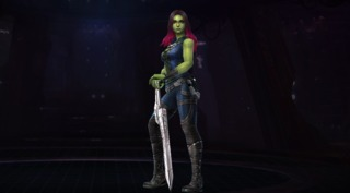 Gamora in Marvel Future Fight