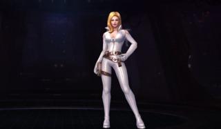 Sharon Carter in Marvel Future Fight