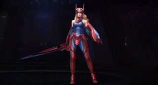Sharon Rogers in Marvel Future Fight