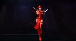 Elektra in Marvel Future Fight