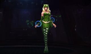 Enchantress is Marvel Future Fight