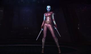 Nebula in Marvel Future Fight