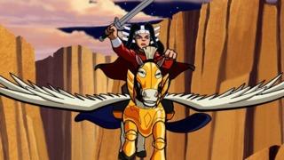 Sif in Marvel Super Hero Squad Show