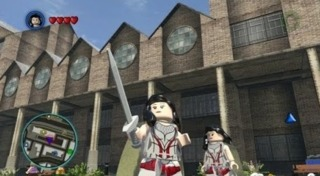 Sif in Lego Marvel Super Heroes