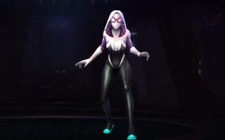 Spider-Gwen in Marvel Future Fight