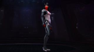 Silk in Marvel Future Fight