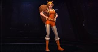 Squirrel Girl in Marvel Future Fight