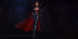 Satana in Marvel Future Flight