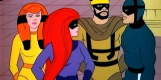Crystal and The Inhumans in Fantastic Four (1978)