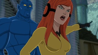 Crystal in Hulk and the Agents of S.M.A.S.H.