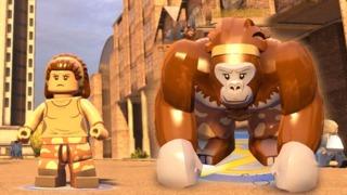 Gorilla Girl in Lego Marvel´s Avengers