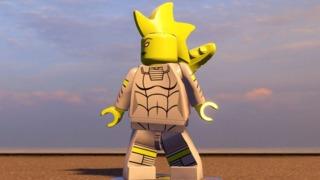 Komodo in Lego Marvel´s Avengers
