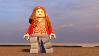 Laura Barton in Lego Marvel´s Avengers