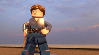 Maria Hill in Lego Marvel's Avengers