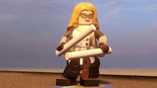 Mockingbird in Lego Marvel´s Avengers