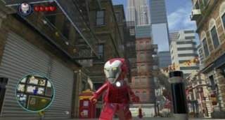 Rescue in Lego Marvel Super Heroes