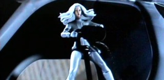 Silver Sable in Spider-Man: Shattered Dimensions