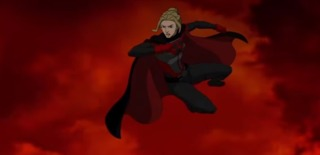 Overgirl in Freedom Fighters: The Ray
