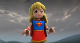 Supergirl in LEGO DC Super Hero Girls