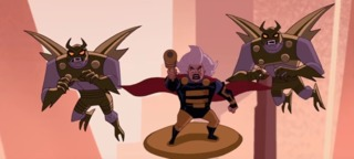 Granny Goodness in Justice League Action