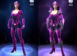 Star Sapphire in DC Legends