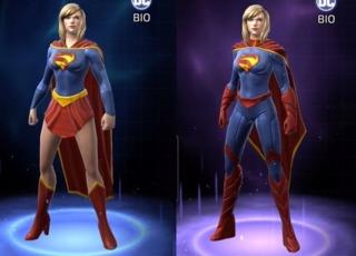 Supergirl in DC Legends