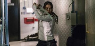 Jessica Henwick as Colleen Wing in Defenders