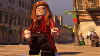 Scarlet Witch in Lego Marvel's Avengers