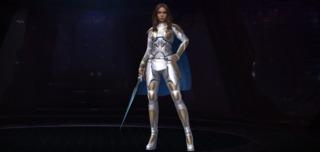 Valkyrie in Marvel Future Fight