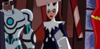 Dr Light in Justice League Action
