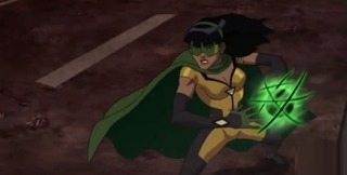 Phantom Lady in Freedom Fighters: The Ray