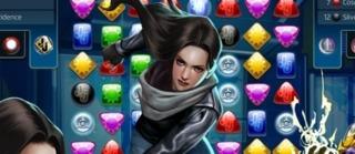 Jessica Jones in Marvel Puzzle Quest