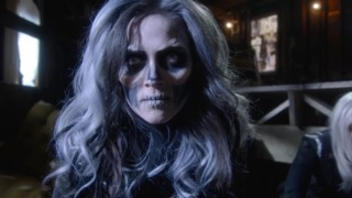 Italia Ricci as Silver Banshee in Supegirl